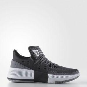 Adidas D Lillard 3 -Dame 3 Sneakers Size 11